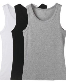 Custom Logo Plain Gym Fitness Mens Tank Top Collection