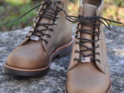 Chaussures montantes Chippewa en cuir. Idéale pour tous les jours, pour la moto. Importées directement par nos soins pour vous offrir un modèle original.