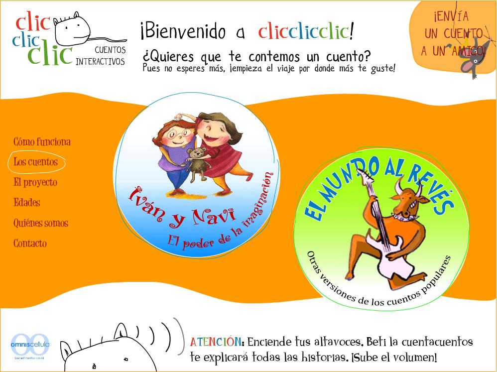 Cuentos Interactivos Para Niños!!!  Le Nous Cultura