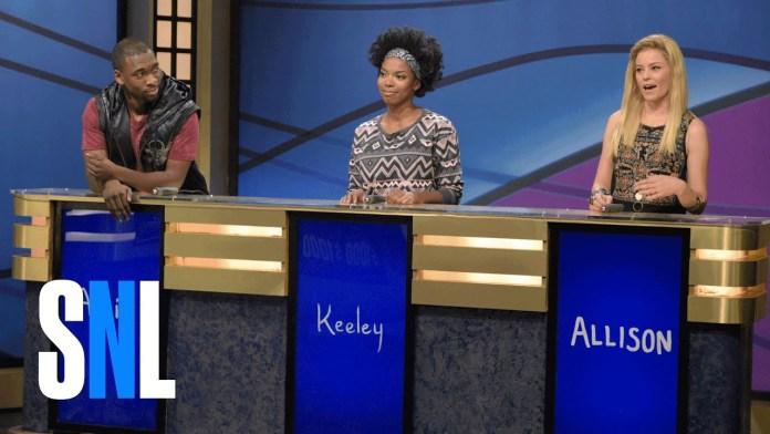 Black Jeopardy with Elizabeth Banks – SNL