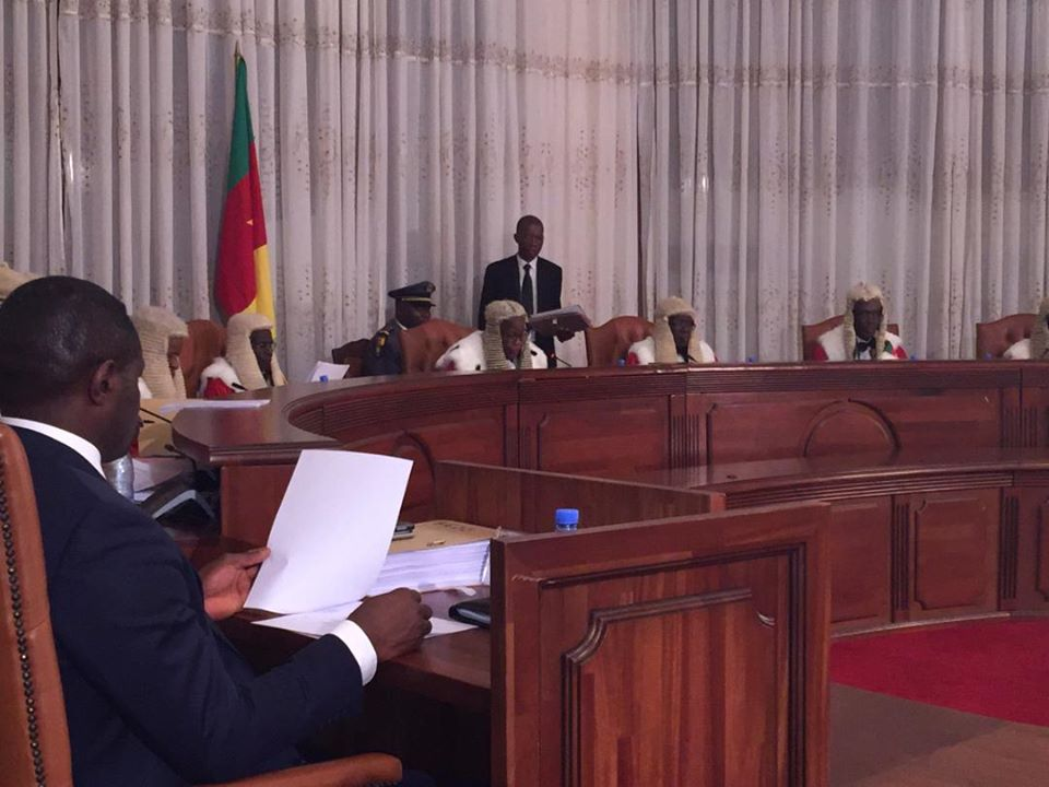 237vote: Constitutional Council annuls elections in North West and South West