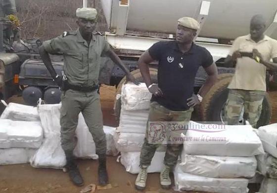 Cameroun – Bafoussam : 2 trafiquants de drogue mis aux arrêts