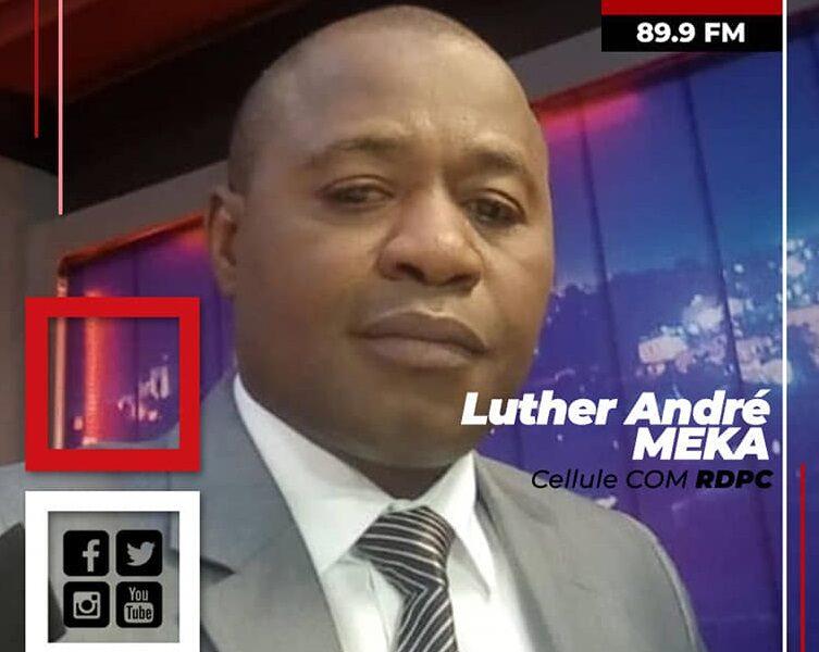 ⏯️ André Luther Meka: «Cessons de croire que nous pouvons construire Douala ou Yaoundé comme New-York en une nuit»