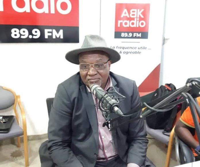 ⏯️ Edouard Fochivé : C'est difficile d'être un parti proche pouvoir qui dirige