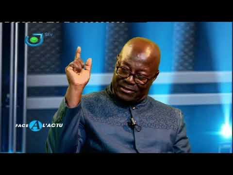"🔴 Sur STV 2, ""Pr Pierre Alaka Alaka est FACE A L'ACTU avec Dipita Tongo"""