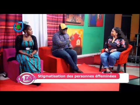 """🔴 Sur STV 2, """"""""Stigmatisation des personnes efféminées"""" au menu de """"CA DEBA"""" sur STV avec Solange Kiki BEYALA"""""""