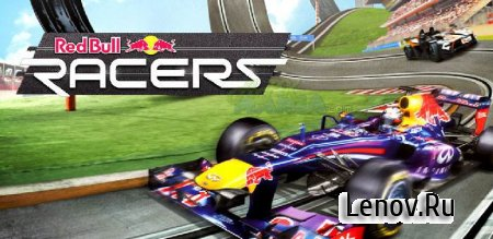 Red Bull Racers (обновлено v 1.5) (Mod Money)