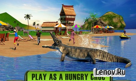 Crocodile Attack 2016 v 1.1 (Mod Money)