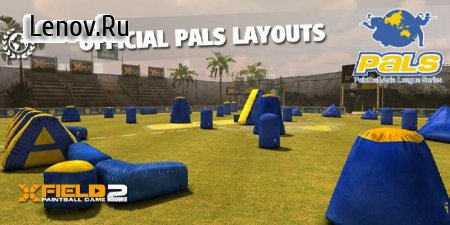 XField Paintball 2 Multiplayer v 1.14