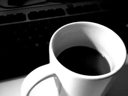 black coffee the monetary