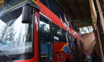 Bus Werkudara Solo
