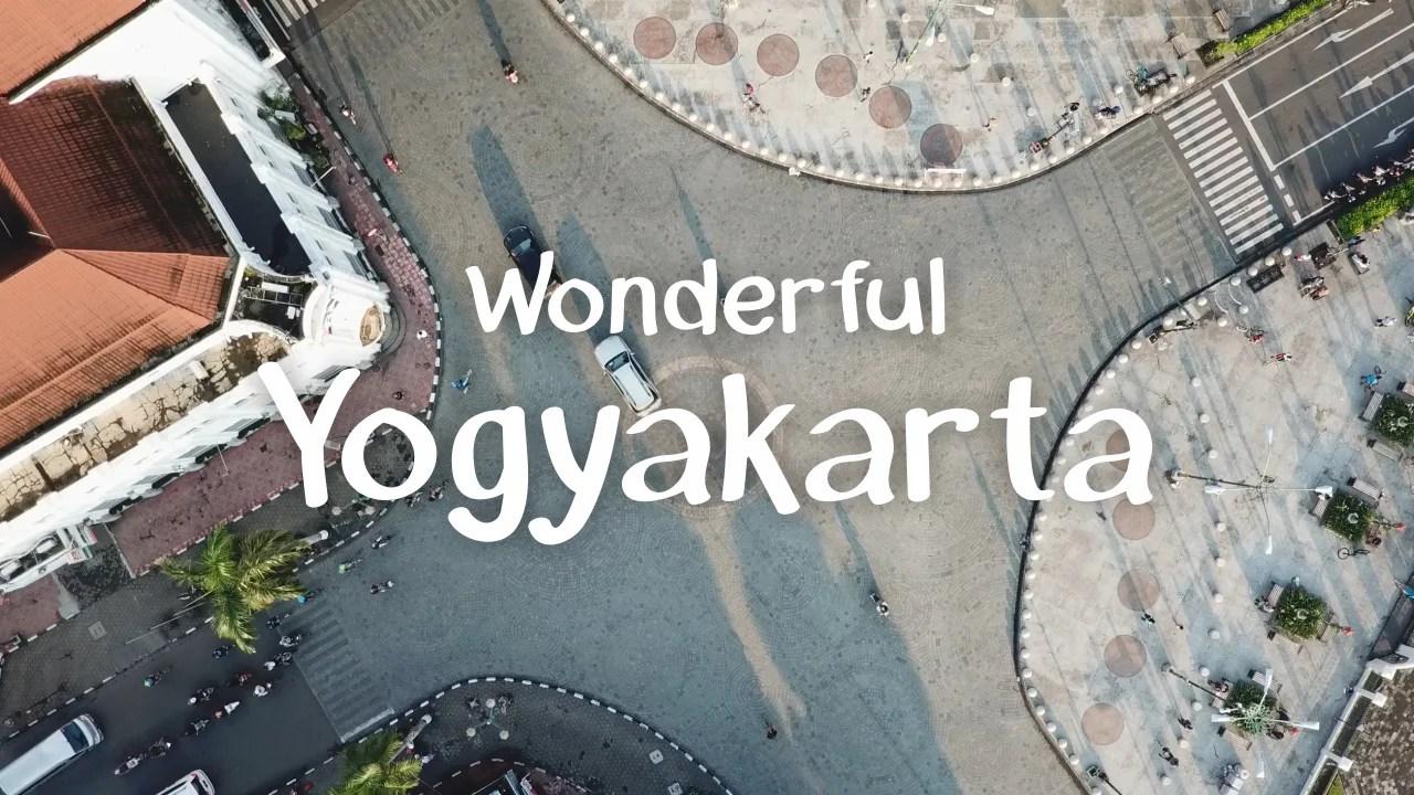 wonderful yogyakarta 2018