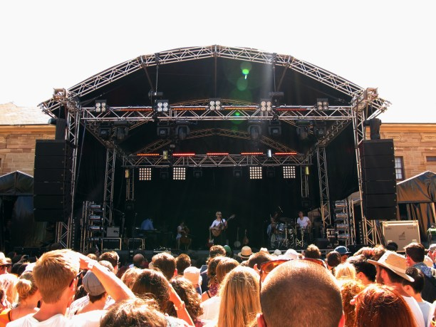 Laura Marling - St. Jerome's Laneway Festival