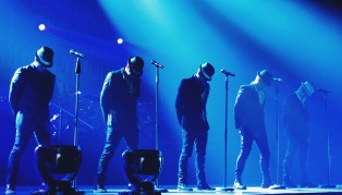 NKOTBSB Tour: One Night, One Stage - Mata Elang International Stadium (MEIS)