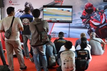 Wahana Makmur Sejati dukung minat balap anggota komunitas Honda CBR pada ajang Indonesia CBR Race Day, yang berlangsung di Sentul pada Minggu, 22 April. (14)
