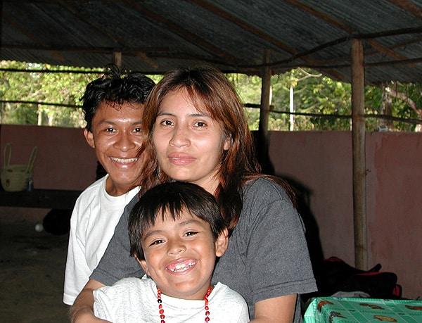 Argenis Perez, Irma Bernal, and Steven