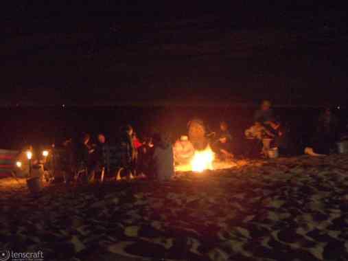 friends on the beach / provincetown, massachusetts
