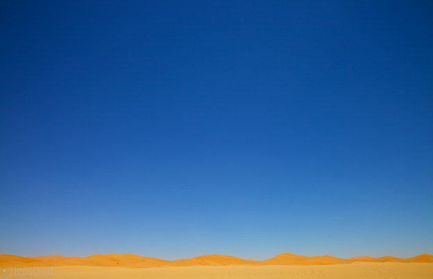 the golden horizon / erg chebbi, morocco