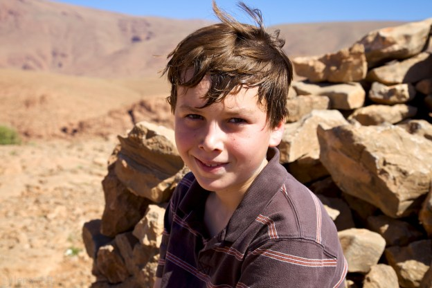 joshua / atlas mountains, morocco