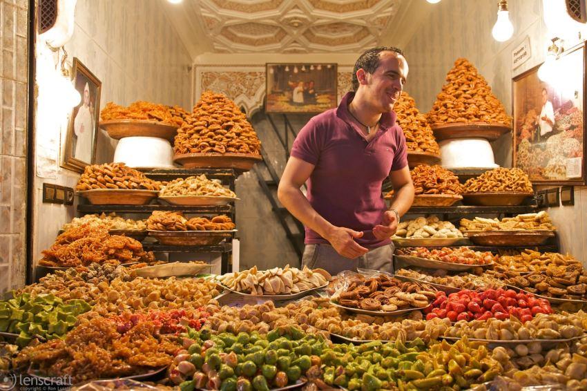 sweet / marakech, morocco