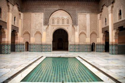 madrasa ben youssef / marrakech
