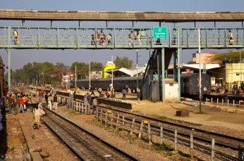 bandkui station / india