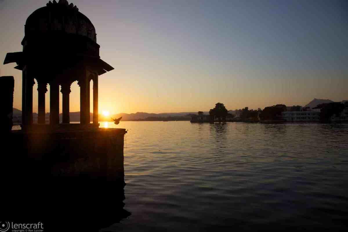 the departure / udaipur, india