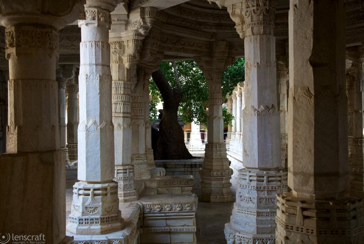 jain temple / ranakpur, india