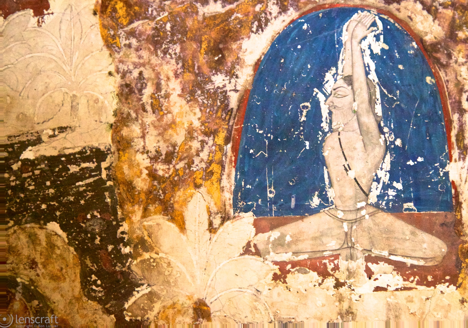 the reaching leaves / maya mandir, india