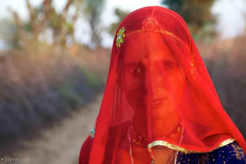 the farmer's daughter / osiyan, india