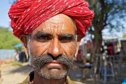 the angry man / pokaran, india