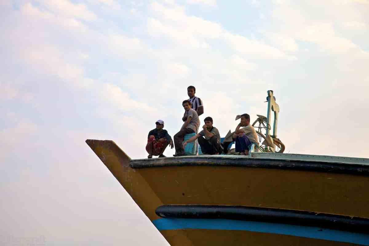 ship's crew / dubai, uae