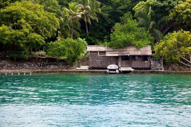 boat house / islas del rosario, colombia