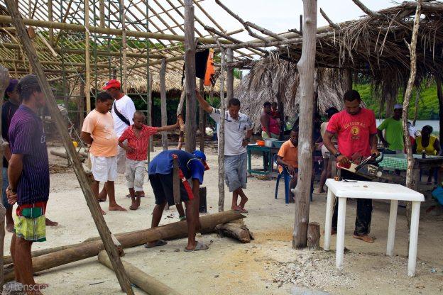 chainsaw / archipiélago de san bernardo, colombia
