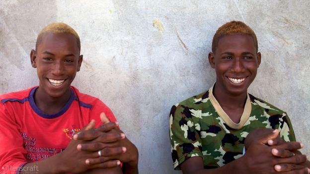 smiles / santa cruz del islote, colombia