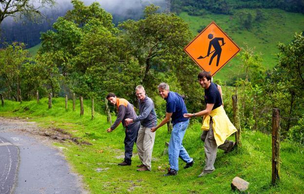 road crew / manizales, colombia