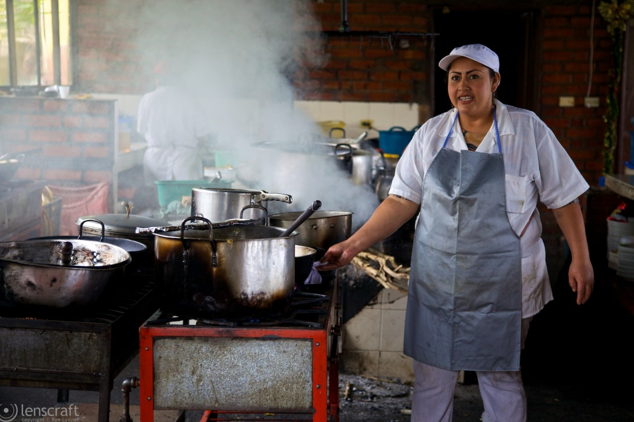 truckstop cook / las cruces, colombia