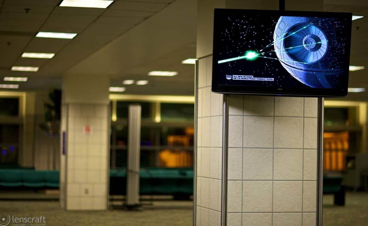 death star / guam international airport