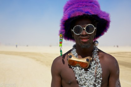the god of disco / black rock city, nevada
