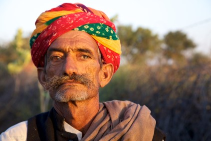 the farmer / osiyan, india