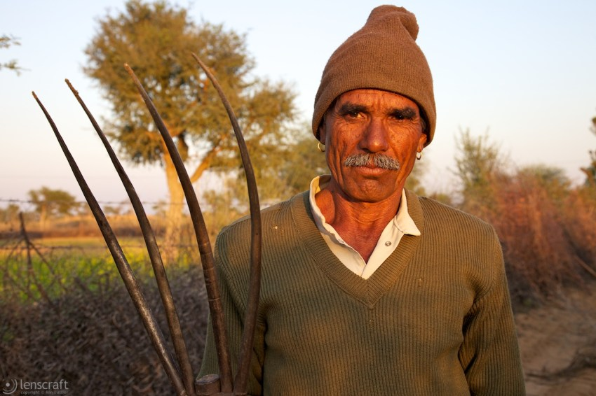the farmer's brother / osiyan, india