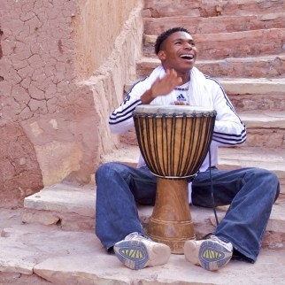 beat / aït benhaddou, morocco