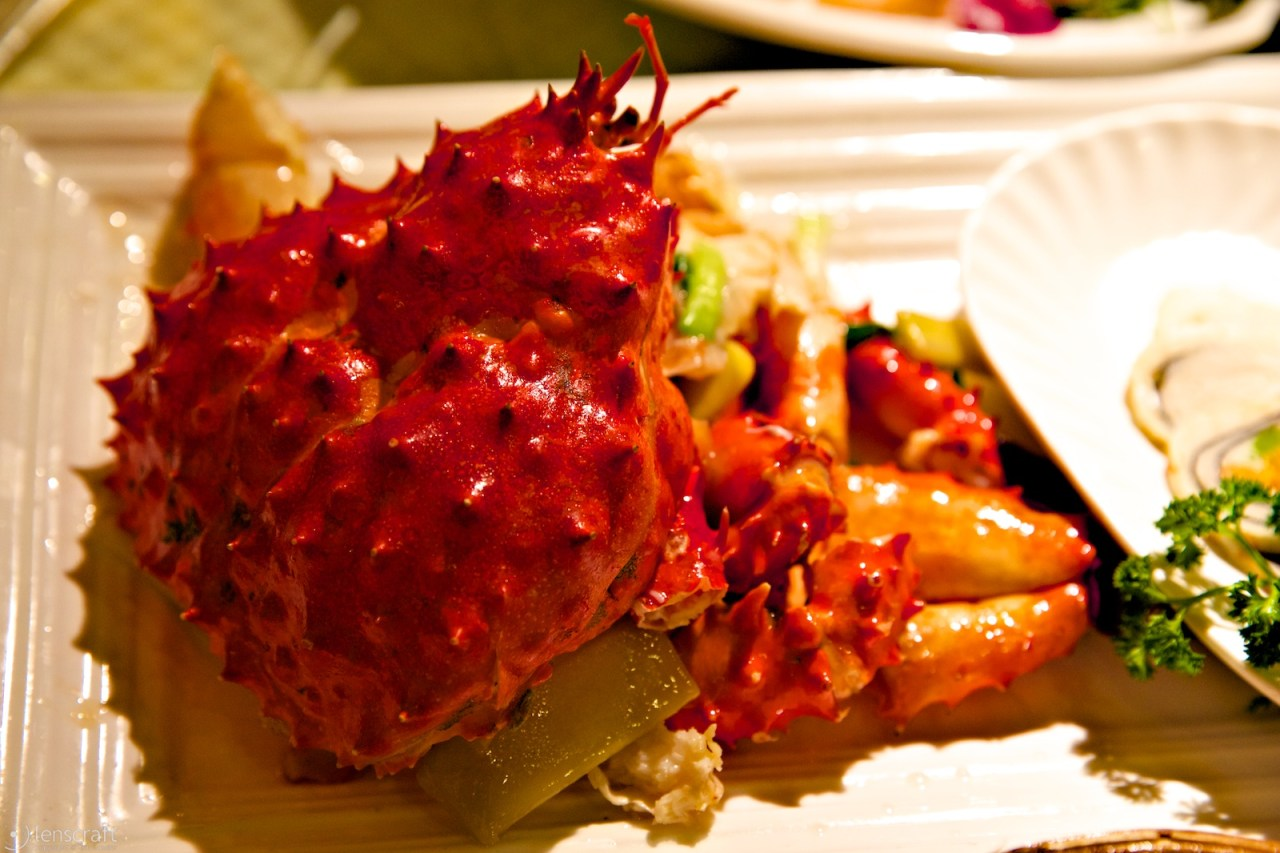 king crab / shanghai, china