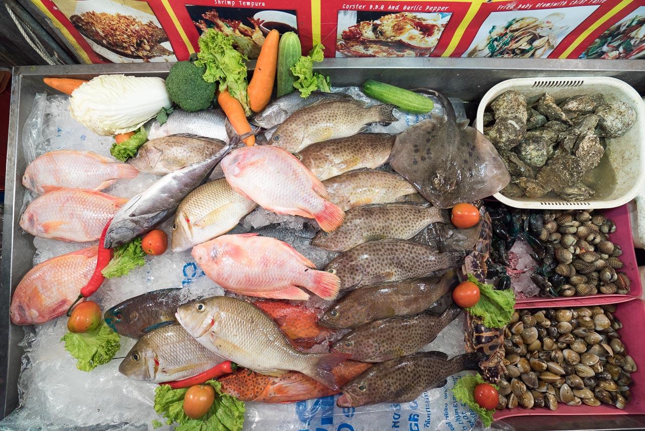 on the menu / phuket, thailand