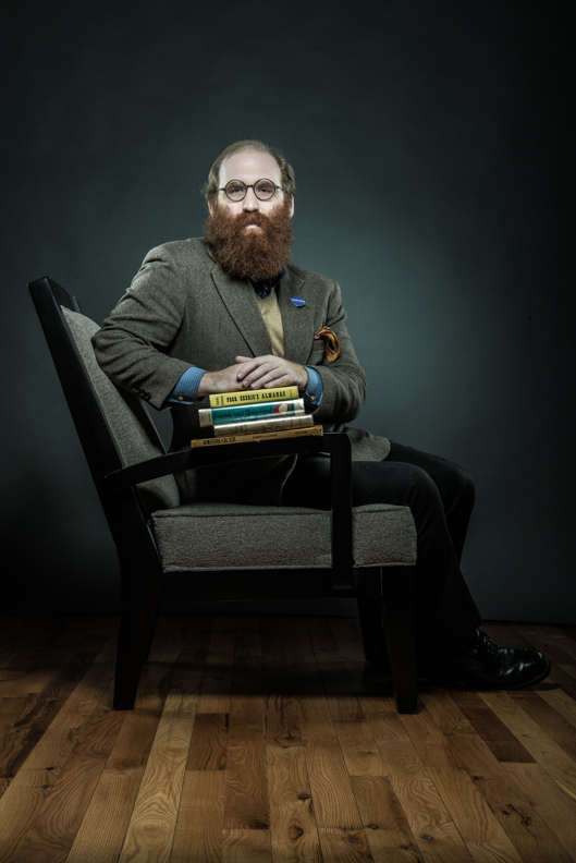 Joseph D R OLeary Of Beards And Men LENSCRATCH