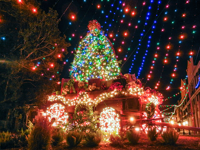 Christmas Lights Show Near Me