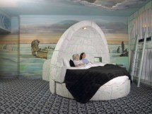 Edmonton Fantasyland Hotel Theme Rooms