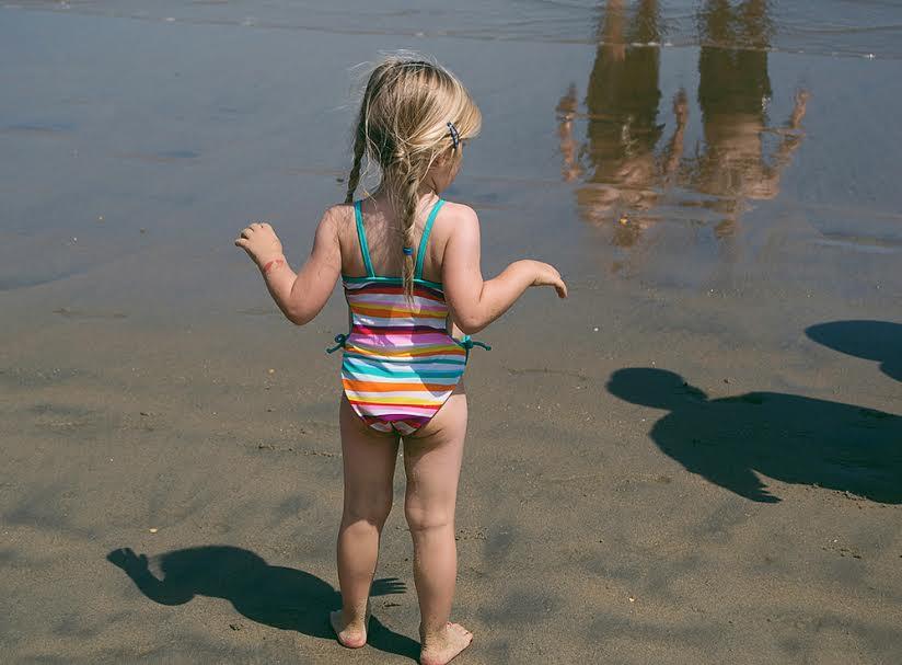 Bathing Suits and Sunburns Exhibition  LENSCRATCH