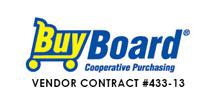 BuyBoard Vendor Contract Number: 433-13