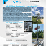 LENSEC Solar Solution with Perspective VMS®